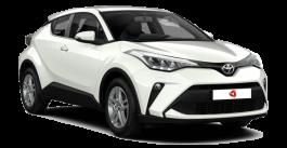 Toyota C-HR - изображение №1