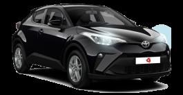 Toyota C-HR - изображение №2